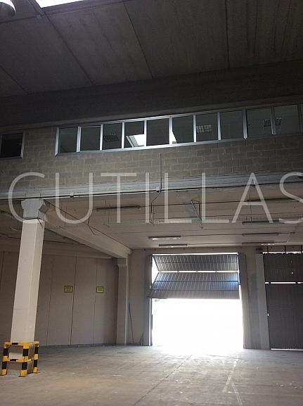 Imagen 4 - Nave industrial en alquiler en Sabadell - 160364482