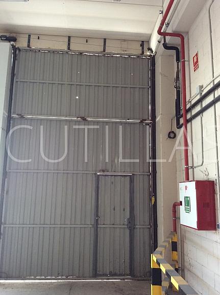 Imagen 6 - Nave industrial en alquiler en Sabadell - 160364488