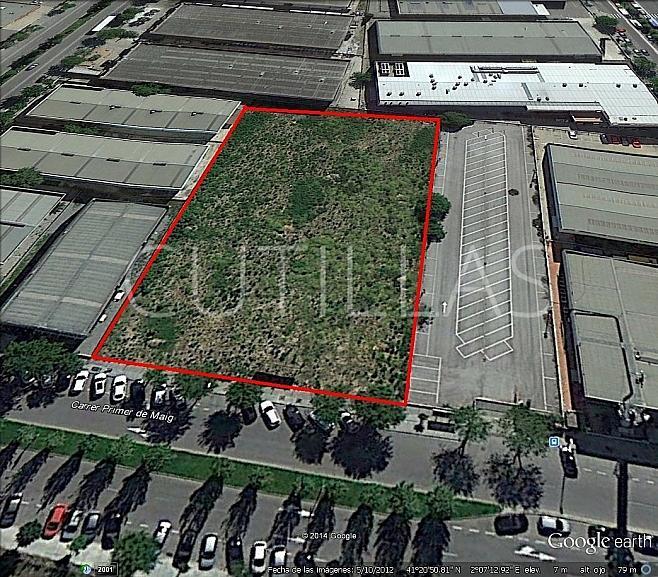 Imagen 1 - Terreno industrial en alquiler en Hospitalet de Llobregat, L´ - 203923520