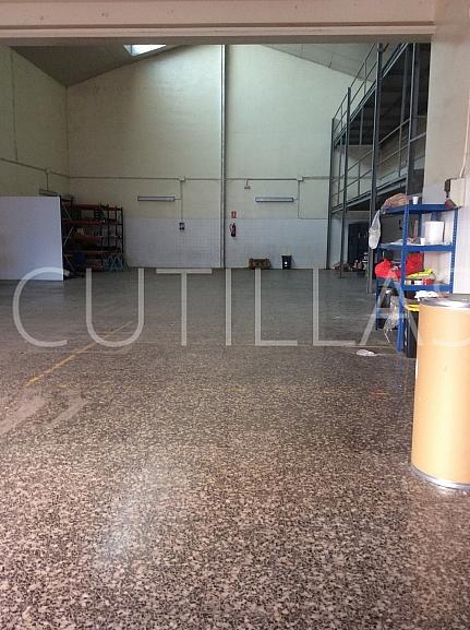 Imagen 5 - Nave industrial en alquiler en Prat de Llobregat, El - 161185323