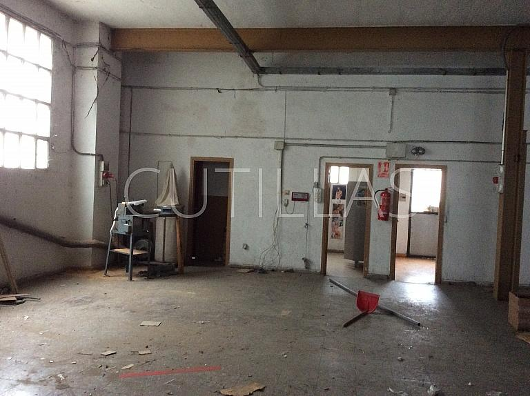 Imagen 2 - Nave industrial en alquiler en Vilassar de Dalt - 172655552