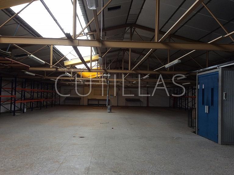 Imagen 4 - Nave industrial en alquiler en Vilassar de Dalt - 172655558