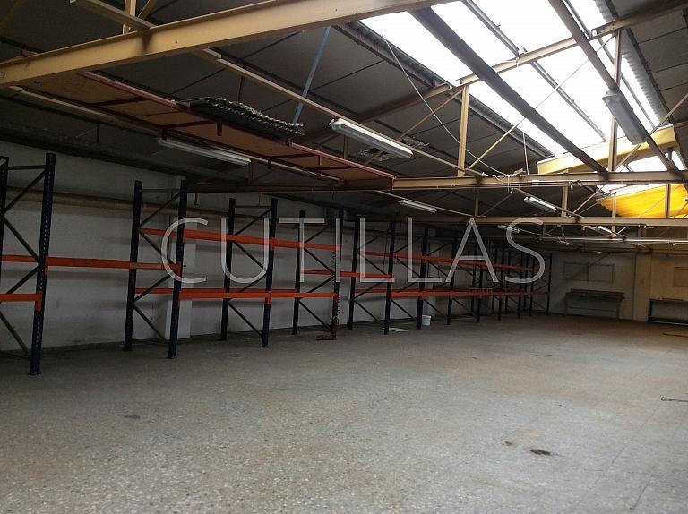 Imagen 5 - Nave industrial en alquiler en Vilassar de Dalt - 172655561