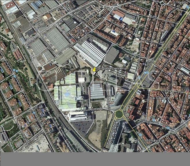 Imagen 2 - Terreno industrial en alquiler en Cornellà de Llobregat - 200378445