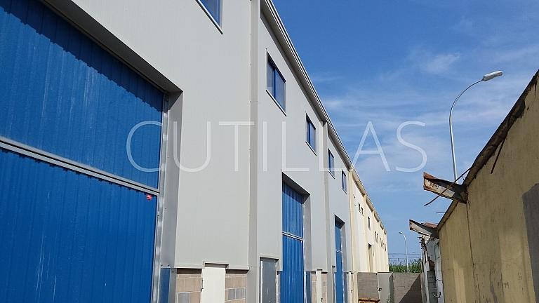 Imagen 1 - Nave industrial en alquiler en Sant Adrià de Besos - 199503300