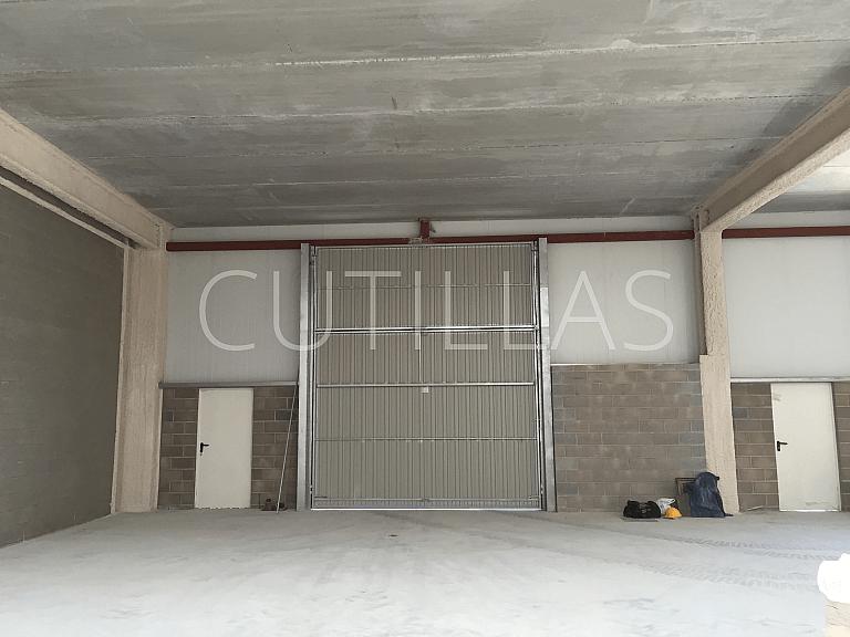 Imagen 2 - Nave industrial en alquiler en Sant Adrià de Besos - 270761565