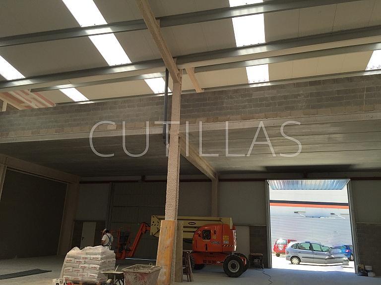 Imagen 3 - Nave industrial en alquiler en Sant Adrià de Besos - 270761568