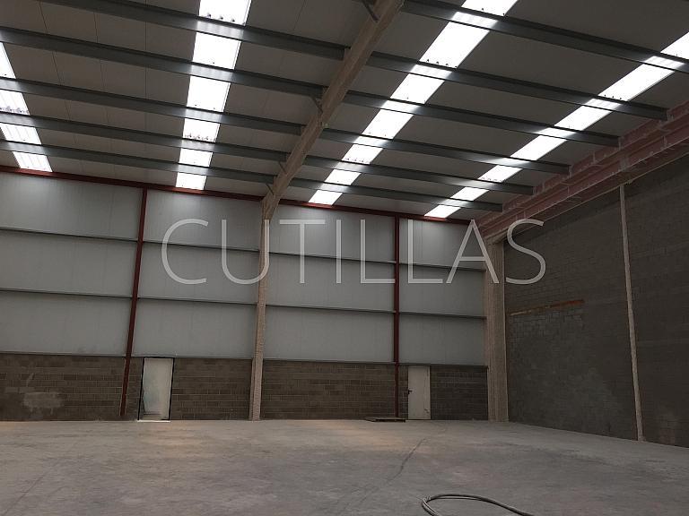 Imagen 4 - Nave industrial en alquiler en Sant Adrià de Besos - 270761571
