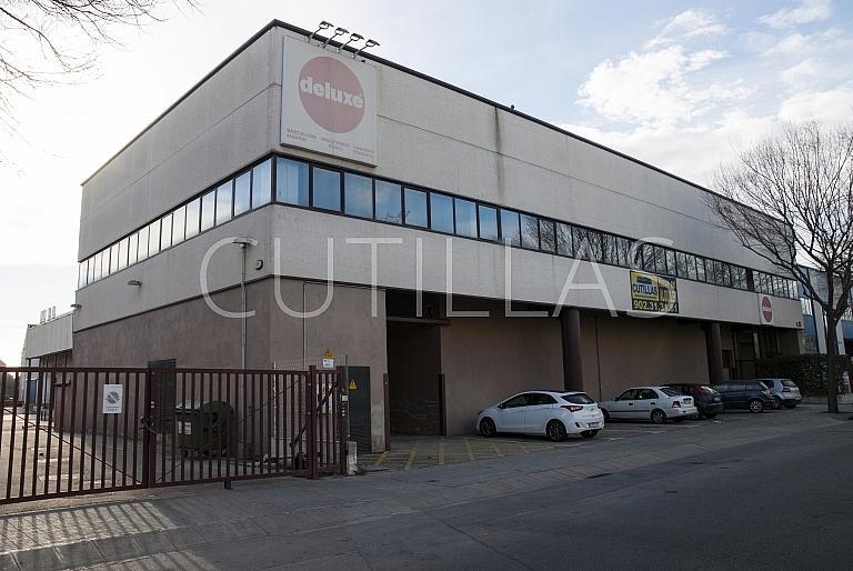 Imagen 1 - Nave industrial en alquiler en Barcelona - 237633343