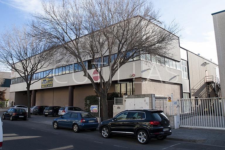 Imagen 2 - Nave industrial en alquiler en Barcelona - 237633346