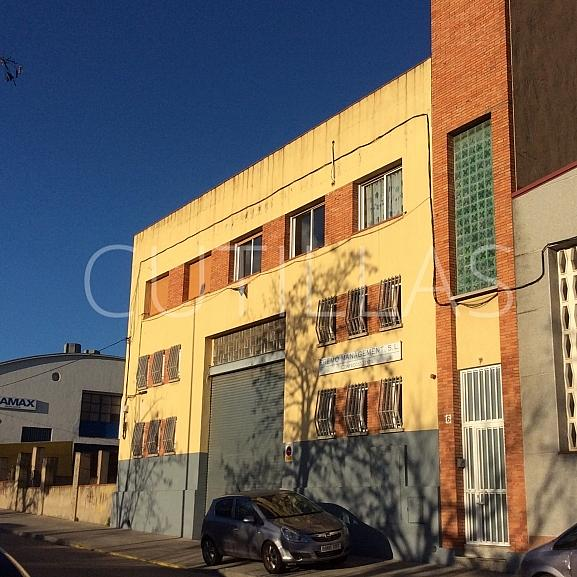 Imagen 1 - Nave industrial en alquiler en Sant Julià de Cerdanyola - 239009303
