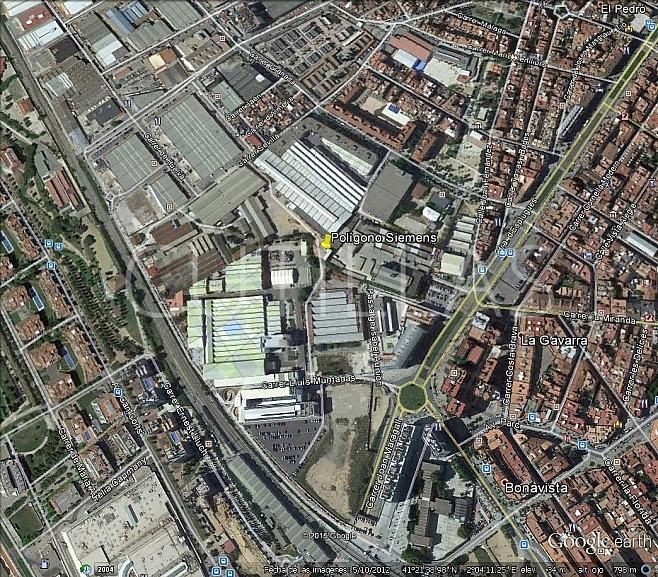 Imagen 1 - Terreno industrial en alquiler en Cornellà de Llobregat - 239244513