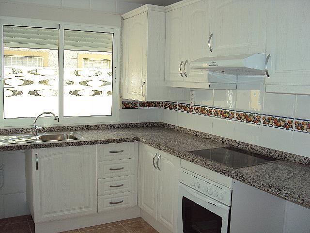 Cocina - Casa pareada en alquiler en calle Torrevella, Pueblo Acantilado-Venta Lanuza en Campello (el) - 322529146