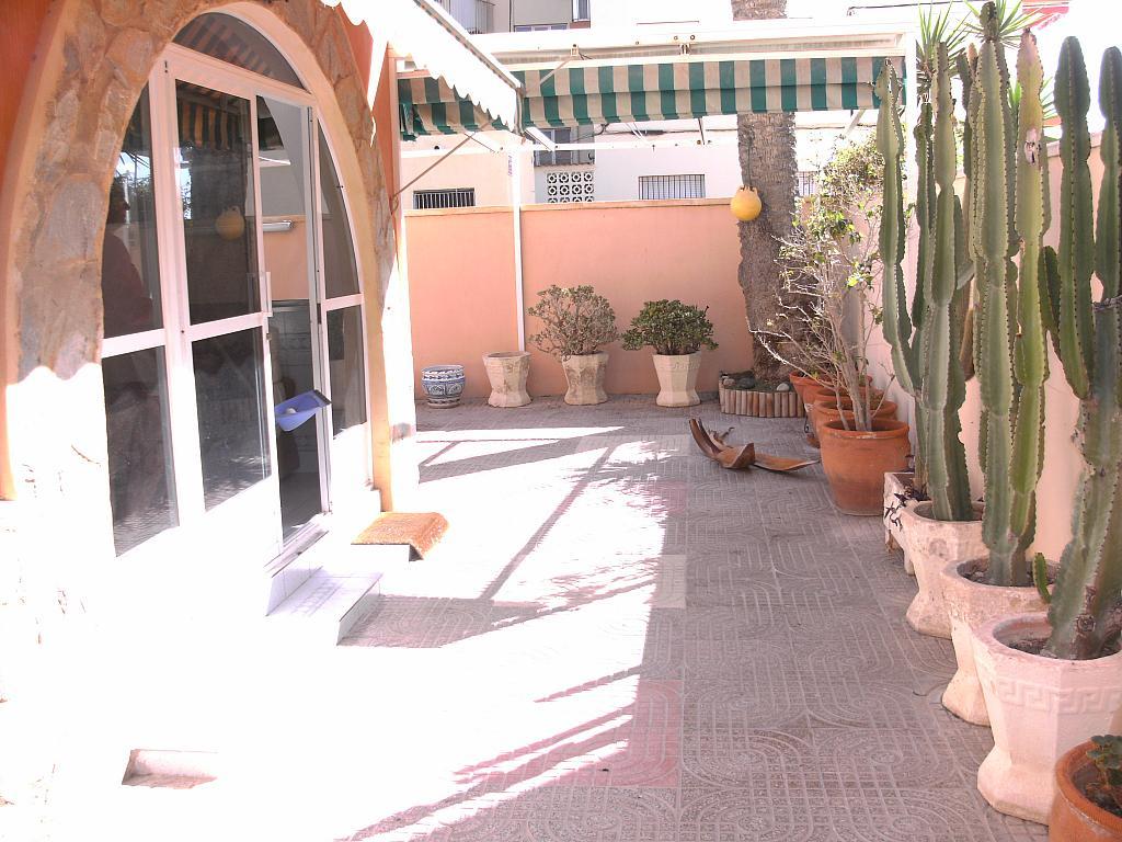 Chalet en alquiler en calle Gustavo Adolfo Becquer, Playa Mucha Vista en Campello (el) - 328508003