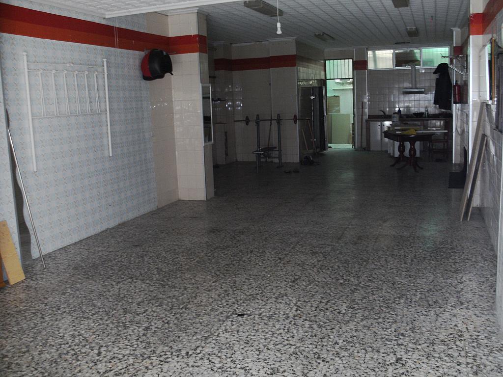 Local comercial en alquiler en calle Juan Sebastián El Cano, San Juan de Alicante/Sant Joan d´Alacant - 161557843