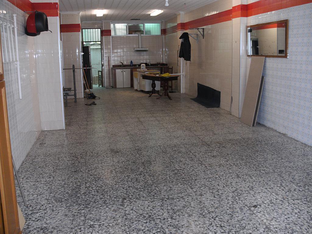 Local comercial en alquiler en calle Juan Sebastián El Cano, San Juan de Alicante/Sant Joan d´Alacant - 161557921