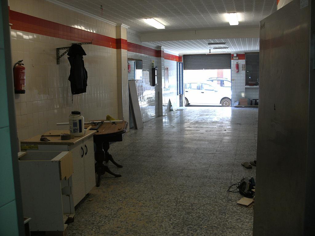 Local comercial en alquiler en calle Juan Sebastián El Cano, San Juan de Alicante/Sant Joan d´Alacant - 161557988