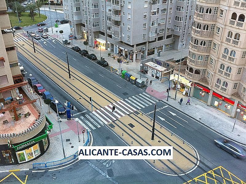 Piso en alquiler en calle Deportista Kiko Sanchez, Playa de San Juan - 165671932