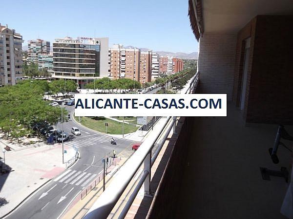 Piso en alquiler en calle Deportista Kiko Sanchez, Playa de San Juan - 165671934