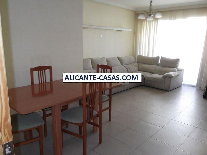 Piso en alquiler en calle Deportista Kiko Sanchez, Playa de San Juan - 165671936