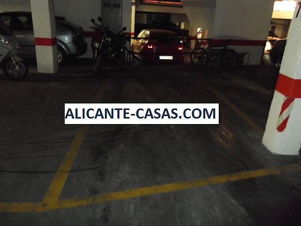 Piso en alquiler en calle Deportista Kiko Sanchez, Playa de San Juan - 165671940