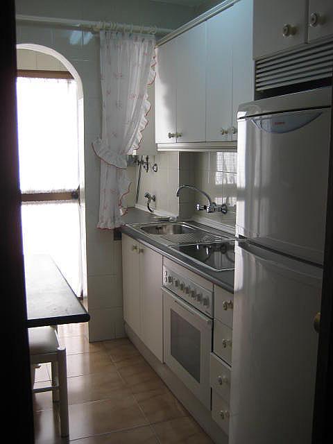 Piso en alquiler en calle Real, Caleta de Velez - 163941346
