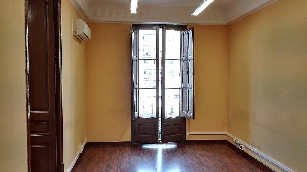 Oficina en alquiler en calle Gran Vía, Eixample dreta en Barcelona - 279742725