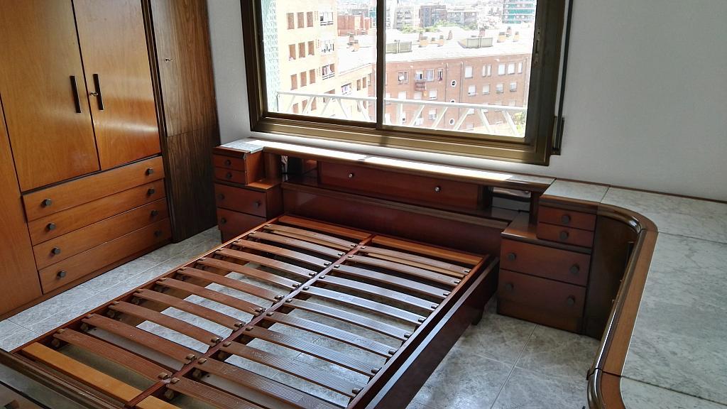 Dormitorio - Piso en alquiler en calle Rio de Janeiro, La Prosperitat en Barcelona - 294044991