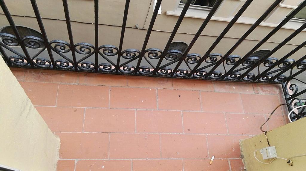 Balcón - Piso en alquiler en calle Proclamació, La Barceloneta en Barcelona - 303451251