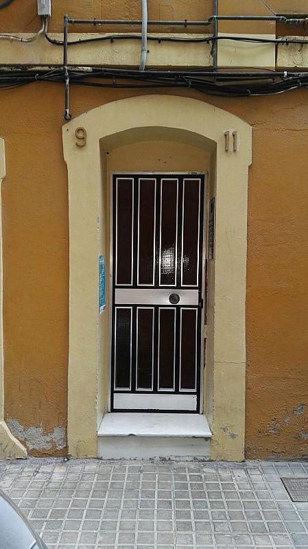 Fachada - Piso en alquiler en calle Proclamació, La Barceloneta en Barcelona - 303451257