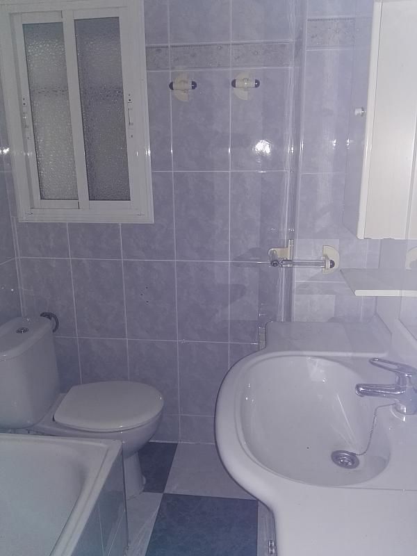 Baño - Piso en alquiler en calle Balears, Singuerlín en Santa Coloma de Gramanet - 311815798