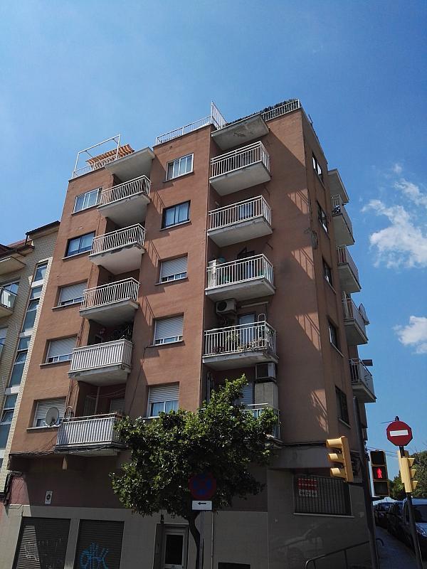Fachada - Piso en alquiler en calle Balears, Singuerlín en Santa Coloma de Gramanet - 311815801