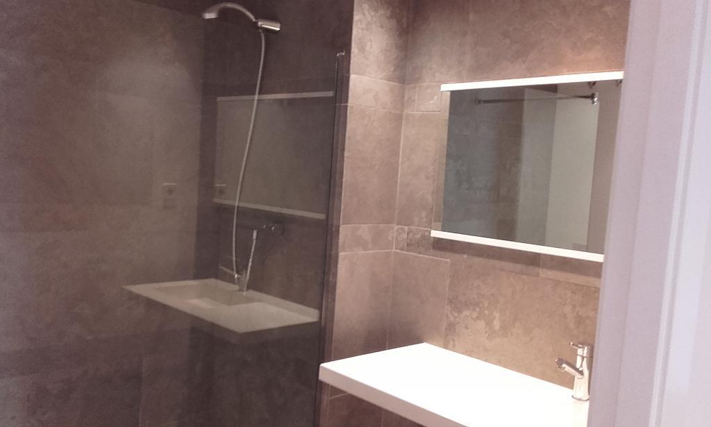 Baño - Piso en alquiler en calle Cardenal Reig, Sant Ramon-La Maternitat en Barcelona - 316025166