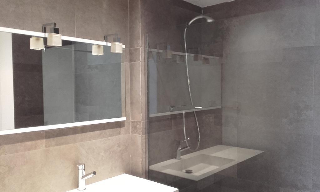 Baño - Piso en alquiler en calle Cardenal Reig, Sant Ramon-La Maternitat en Barcelona - 316025180