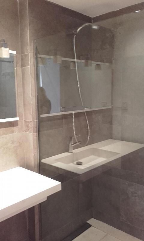 Baño - Piso en alquiler en calle Cardenal Reig, Sant Ramon-La Maternitat en Barcelona - 316025182