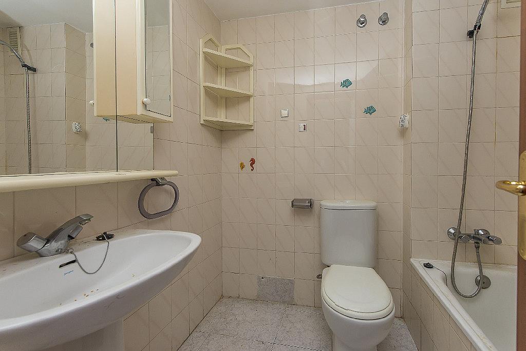 Baño - Piso en alquiler en calle Mare de Déu del Carme, Besos mar en Sant Adrià de Besos - 326650722