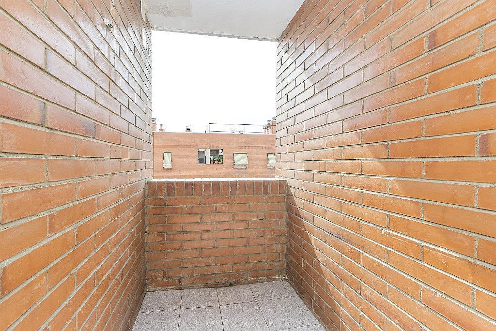 Balcón - Piso en alquiler en calle Mare de Déu del Carme, Besos mar en Sant Adrià de Besos - 326650734