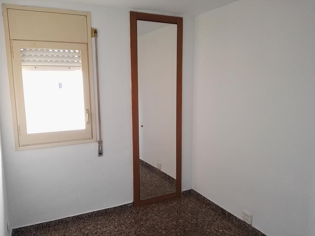 Dormitorio - Piso en alquiler en calle Mare de Déu del Carme, Besos mar en Sant Adrià de Besos - 326650743