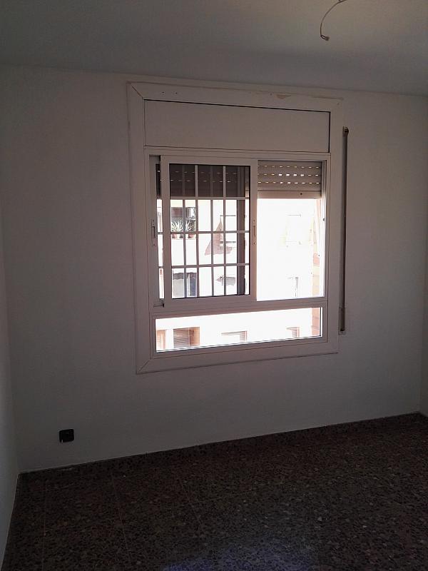 Dormitorio - Piso en alquiler en calle Mare de Déu del Carme, Besos mar en Sant Adrià de Besos - 326650744