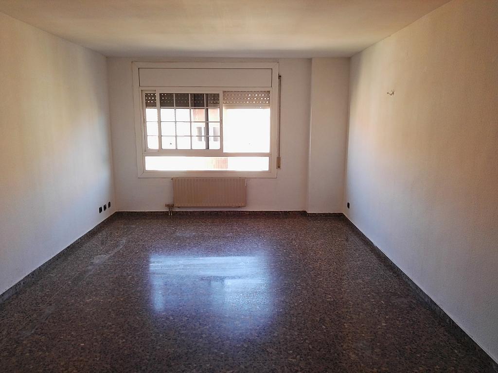 Salón - Piso en alquiler en calle Mare de Déu del Carme, Besos mar en Sant Adrià de Besos - 326650746