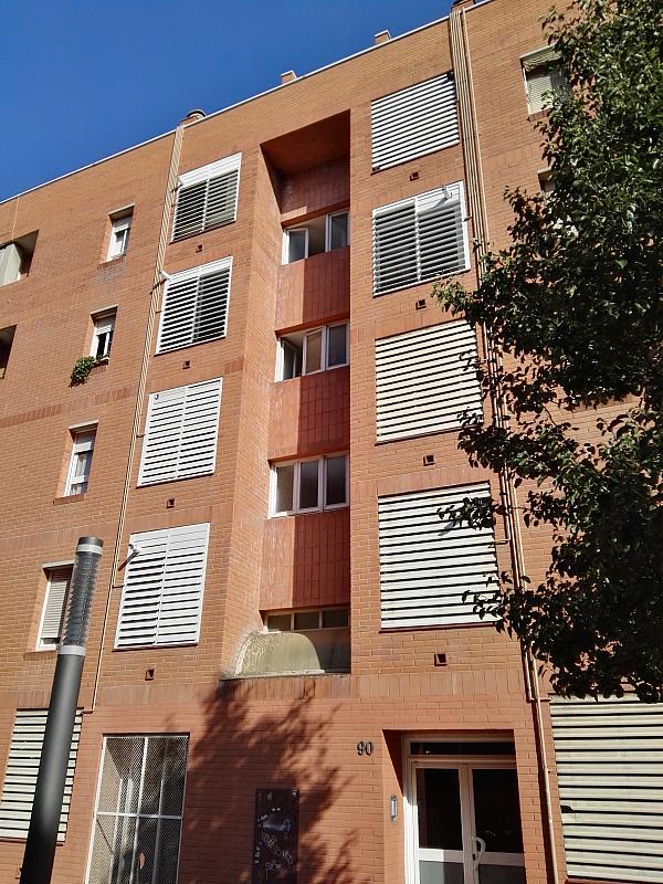 Fachada - Piso en alquiler en calle Mare de Déu del Carme, Besos mar en Sant Adrià de Besos - 326650759