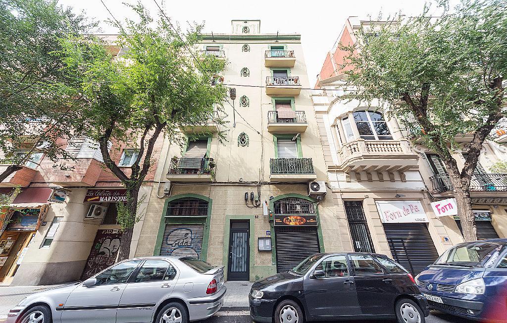 Fachada - Piso en alquiler en carretera La Bordeta, Hostafrancs en Barcelona - 330429878