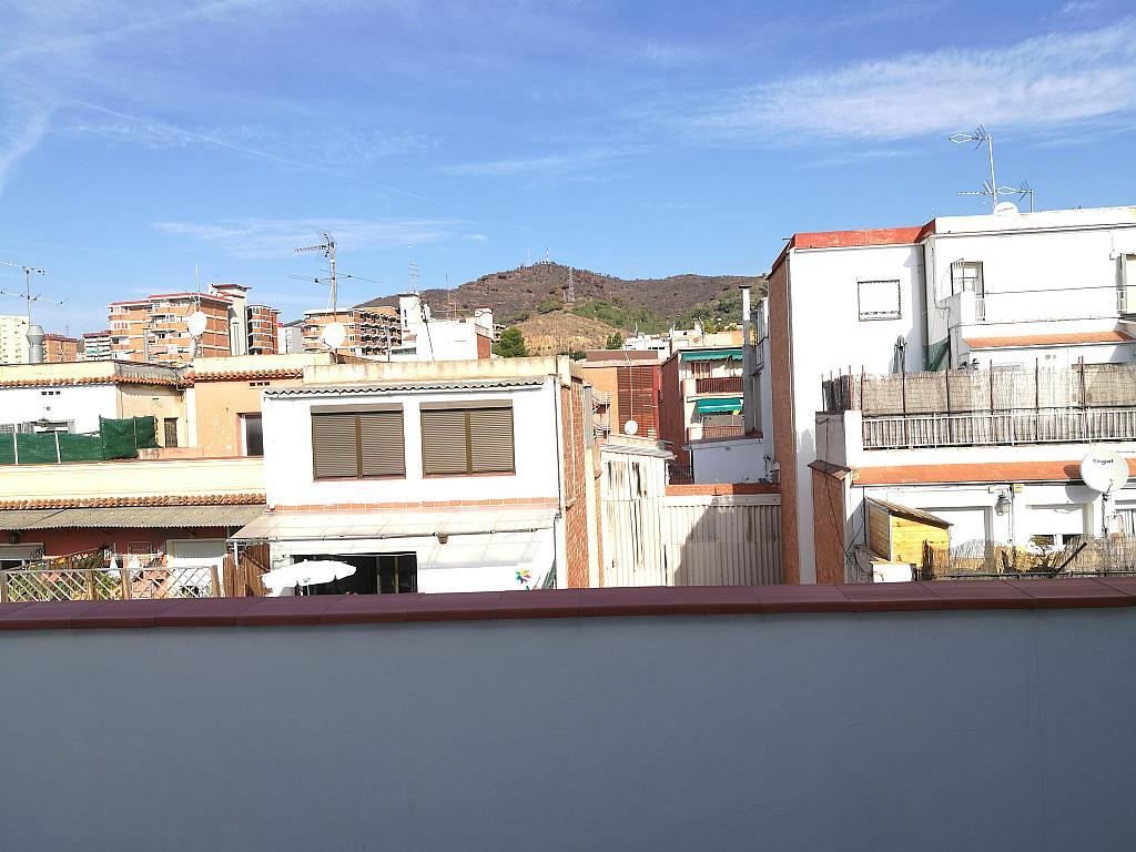 Terraza - Ático en alquiler en calle Casals i Cuberó, El Verdum en Barcelona - 330438875