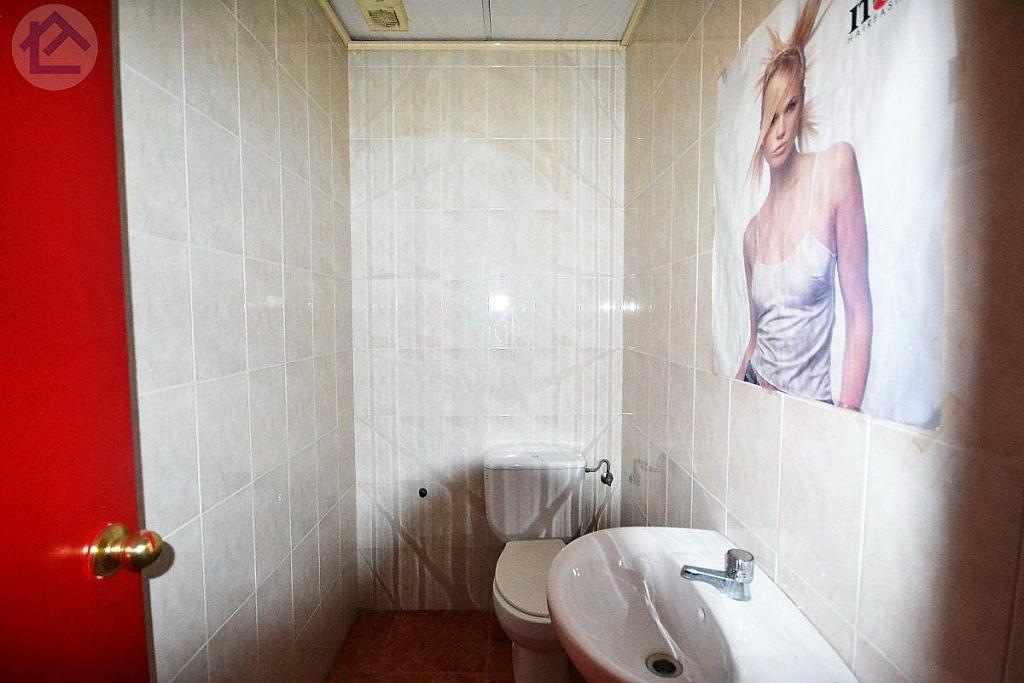 Foto 8 - Local en alquiler en calle Enrique de Egas, Suárez en Málaga - 314617890