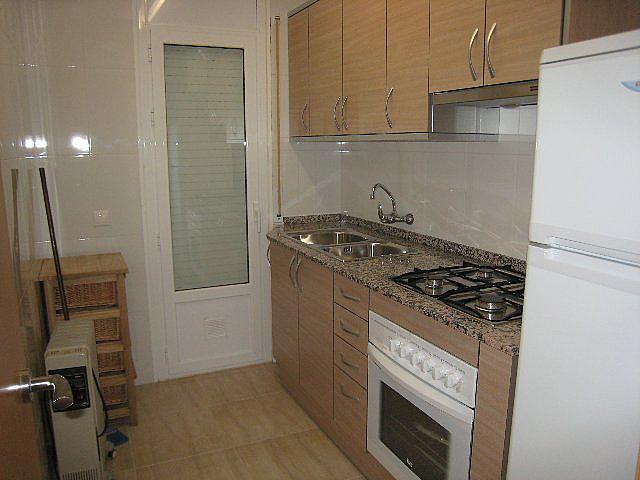 Cocina - Piso en alquiler en calle Clara, Clarà en Torredembarra - 128608616