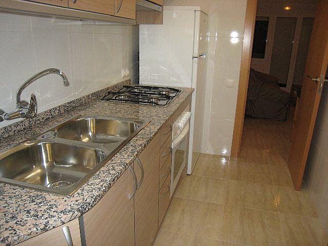 Cocina - Piso en alquiler en calle Clara, Clarà en Torredembarra - 128608634
