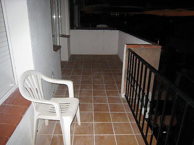 Terraza - Piso en alquiler en calle Clara, Clarà en Torredembarra - 128608642