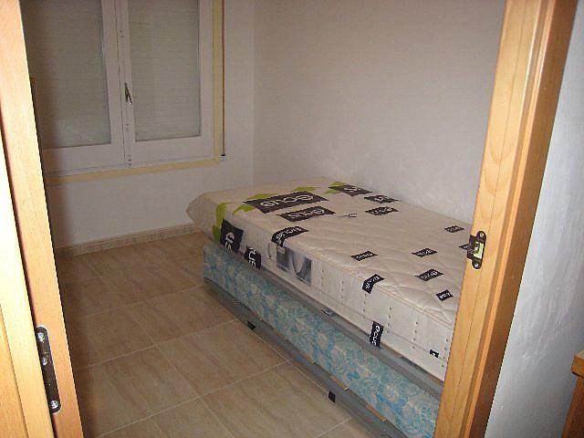 Dormitorio - Piso en alquiler en calle Clara, Clarà en Torredembarra - 128608646