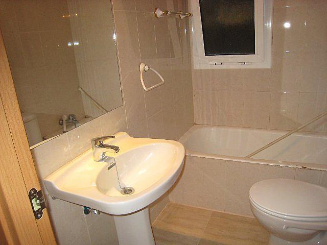 Baño - Piso en alquiler en calle Clara, Clarà en Torredembarra - 128608656
