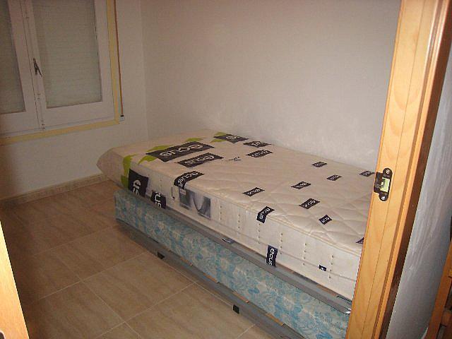Dormitorio - Piso en alquiler en calle Clara, Clarà en Torredembarra - 128608662